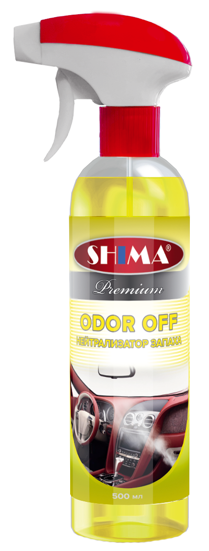 Нейтрализатор запаха SHIMA ODOR OFF (Сухой туман)
