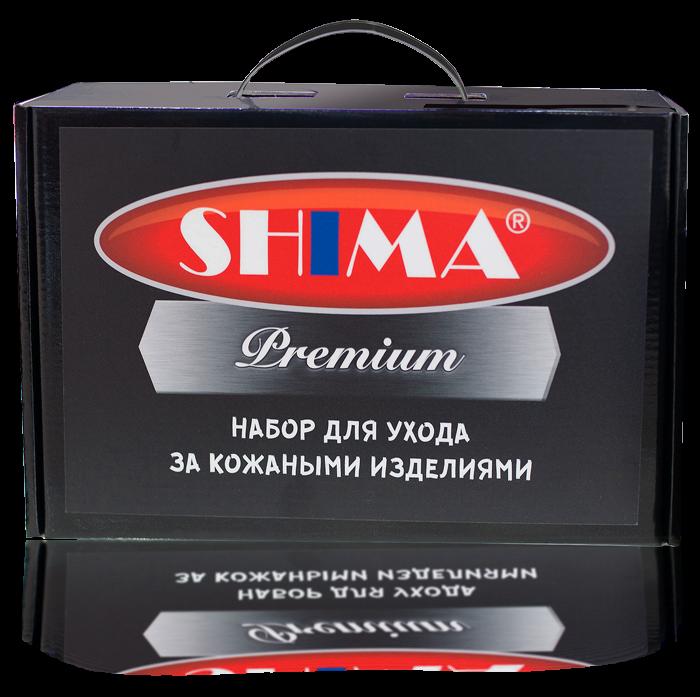 Набор для ухода за кожаными изделиями SHIMA PROFI.