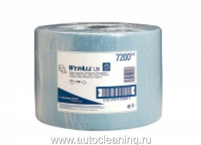 WYPALL L30 протирочные салфетки в рулонах (бумажное полотенце)