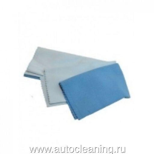 Набор салфеток для полировки Clingo, 2 шт., 40х40 см, микрофибра