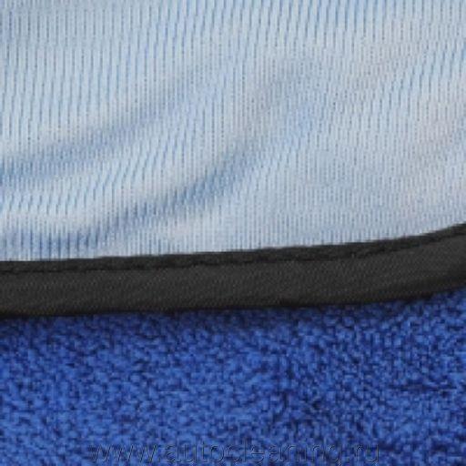 Салфетка двусторонняя универсальная Clingo, 42,5х38 см, микрофибра